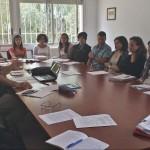Reunión Escuela Familia, y Comunidad
