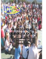 Las Escuelas Democráticas