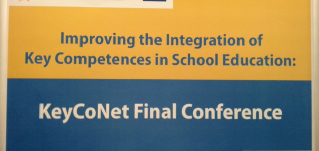 Logo Keyconet Final Conference