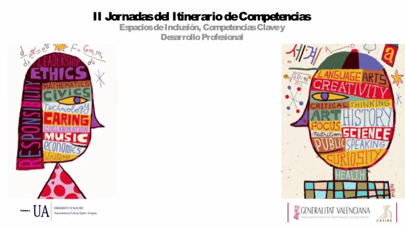 Portada II Jornadas Itinerario de Competencias